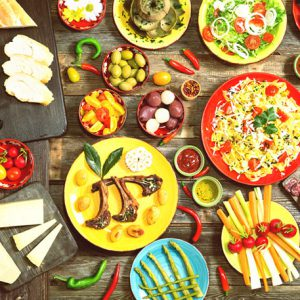 غذاهای محبوب جهان